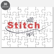 All Stich Up! Puzzle