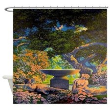 Reveries Shower Curtain