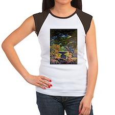 Reveries Women's Cap Sleeve T-Shirt