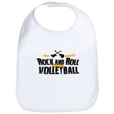 Rock and Roll Volleyball Bib