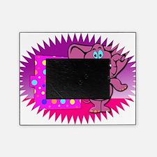 Unique Purple elephant Picture Frame