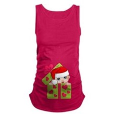 Unique Baby christmas Maternity Tank Top