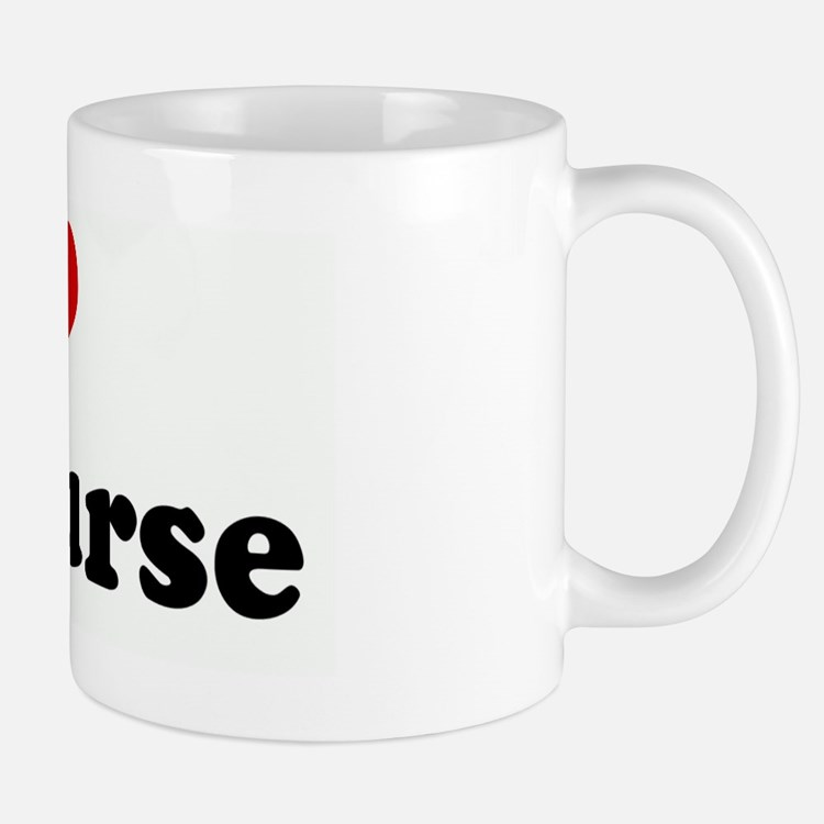 I Love My Murse Mug