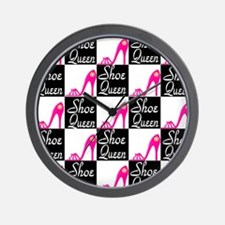 SHOE LOVER Wall Clock