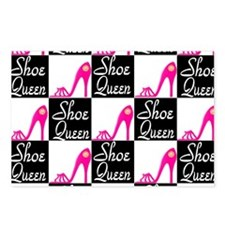 SHOE LOVER Postcards (Package of 8)