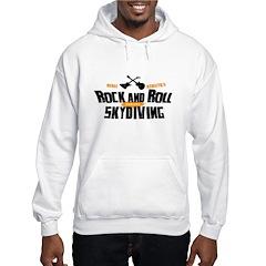 Rock and Roll Skydiving Hoodie