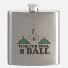 Time For Some 8 Ball Flask
