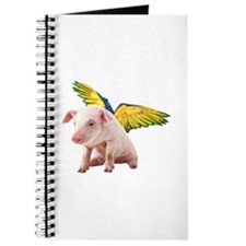 Cute Bacon book Journal