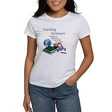 teachastposter01 T-Shirt