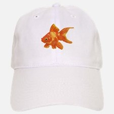 Cute Goldfish Cap