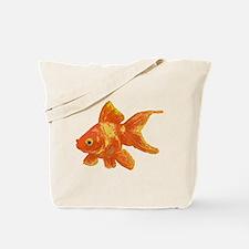 Cute Goldfish Tote Bag