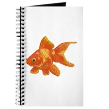 Funny Fish pond Journal