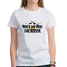 Rock and Roll Lacrosse Tee