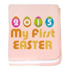 Baby's First Easter baby blanket