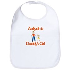 Aaliyah is Daddy's Girl Bib