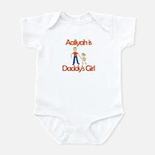 Aaliyah is Daddy's Girl Infant Bodysuit