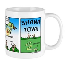 Adam And Eve Rosh Hashanah Mug Mugs