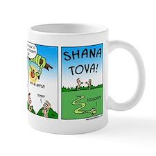 Adam And Eve Rosh Hashanah Mug Mugs