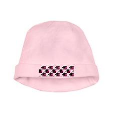 SHOE QUEEN baby hat