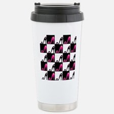 SHOE QUEEN Stainless Steel Travel Mug