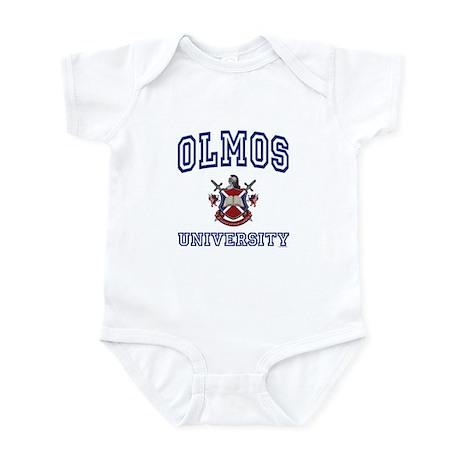 OLMOS University Infant Bodysuit