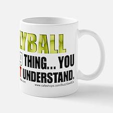 Flyball Height Dog Thing Mug