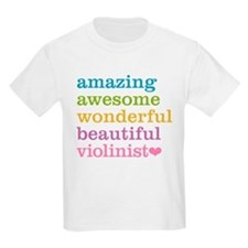 Amazing violinist T-Shirt