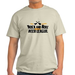 Rock and Roll Beer League T-Shirt