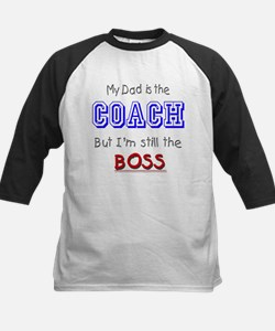 My Dad Is The COACH Tee