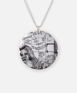 Ann Coulter Necklace