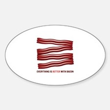 Better With Bacon Decal