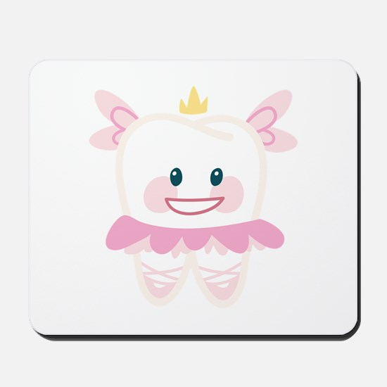 Toothy Fairy Mousepad