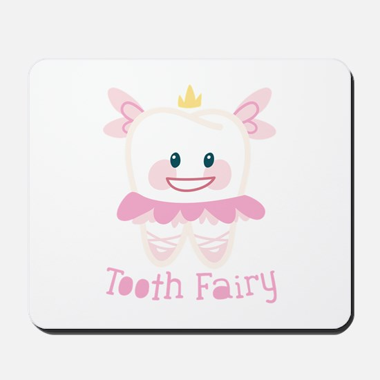 Tooth Fairy Mousepad