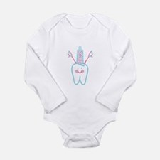 Smile Tooth Body Suit