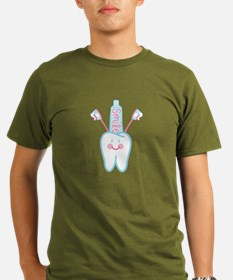 Smile Tooth T-Shirt