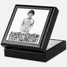 Nancy Reagan Keepsake Box