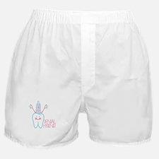 Dental Hyienist Boxer Shorts