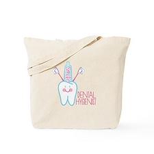 Dental Hyienist Tote Bag