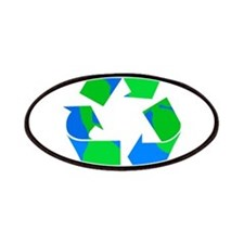 recycle symbol made of the earth.png Patches