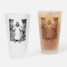 Second Coming Drinking Glass