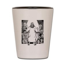 Second Coming Shot Glass