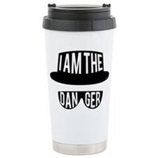 I am the Danger Travel Mug
