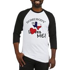 somebody loves Baseball Jersey