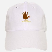 hand turkey Baseball Baseball Cap