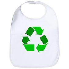 green recycle symbol.png Bib