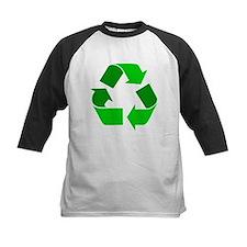 green recycle symbol.png Baseball Jersey