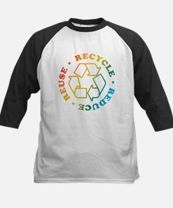 Unique Reduce reuse recycle Tee