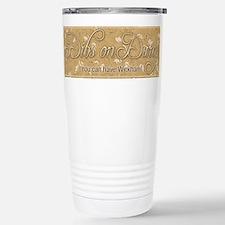Funny Colin firth Travel Mug