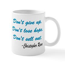 Chris Reeve Mugs