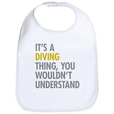 Its A Diving Thing Bib